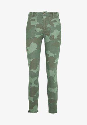 Jeans Skinny - khaki green