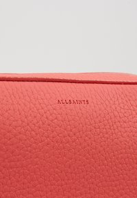 AllSaints - CAPTAIN LEA XBODY - Across body bag - coral pink - 6