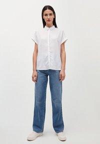 ARMEDANGELS - Button-down blouse - white - 1