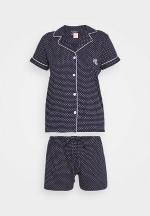 CORE - Pyjamas - dark blue