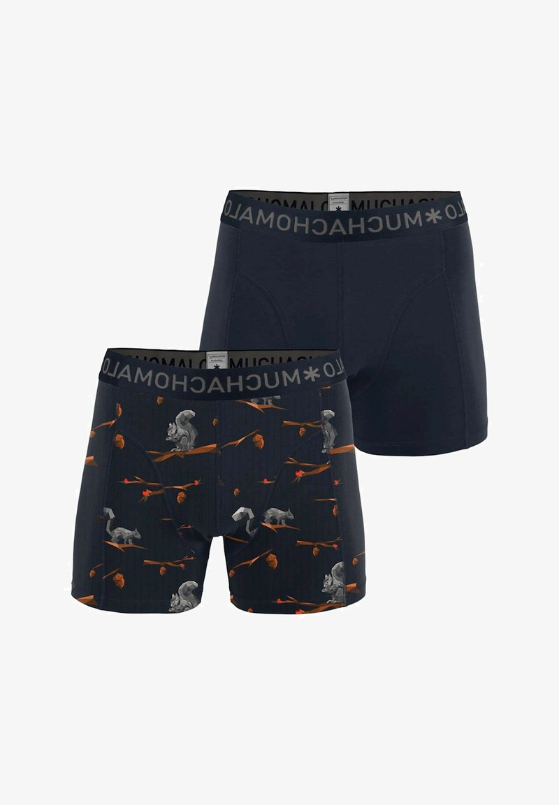 MUCHACHOMALO - 2ER PACK - Pants - multicolor