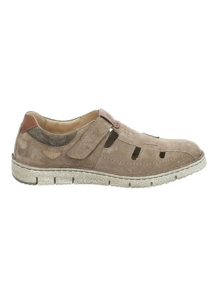 RUBEN  - Walking sandals - beige-kombi