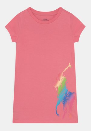 DAY DRESS - Jerseykleid - ribbon pink