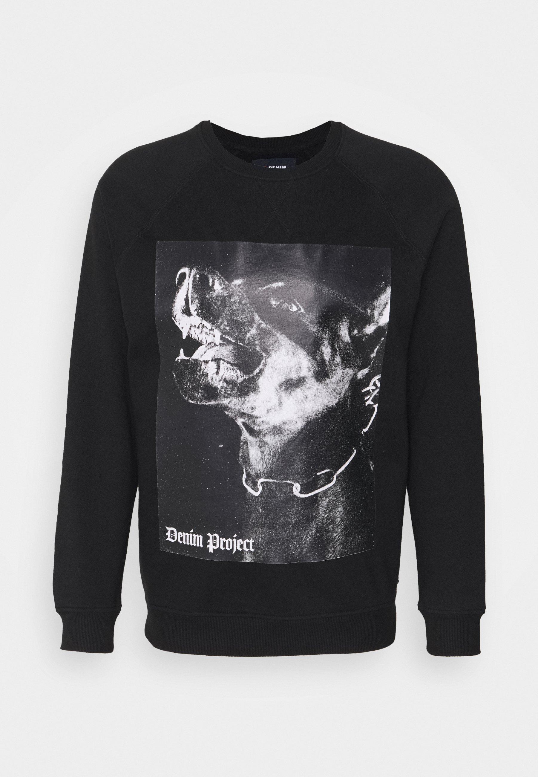 Men DOG CREW - Sweatshirt