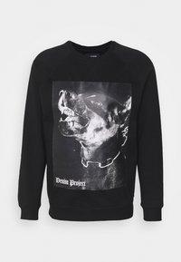 Denim Project - DOG CREW - Sweatshirt - black - 0