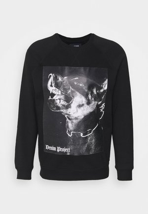 DOG CREW - Sweater - black