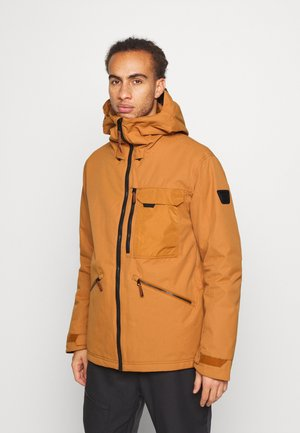 UTLTY JACKET - Snowboardjacka - glazed ginger