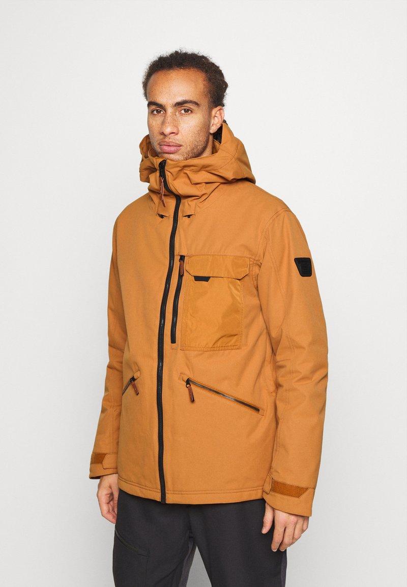 O'Neill - UTLTY JACKET - Snowboard jacket - glazed ginger