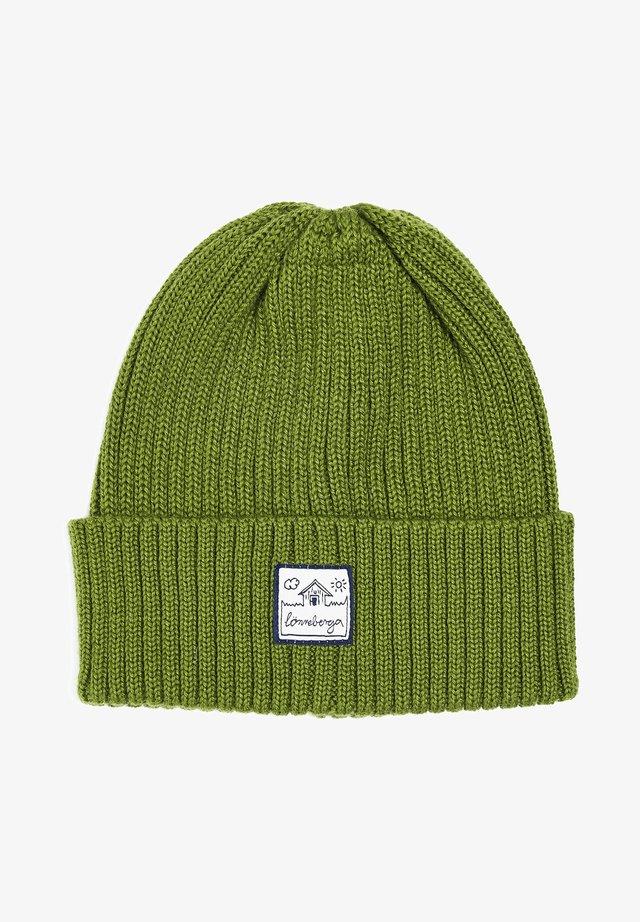 ALFRED - Beanie - green
