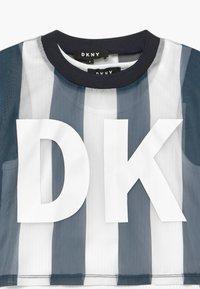 DKNY - FANCY 2-IN-1 - Blouse - electric blue - 3