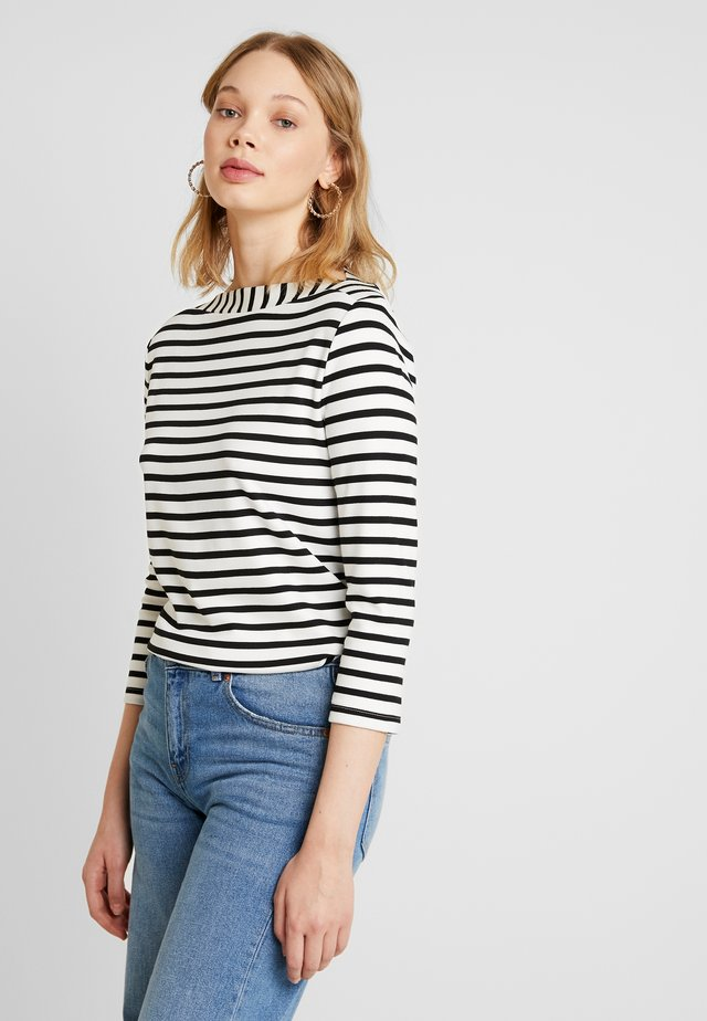 BYPIXA - Long sleeved top - off white