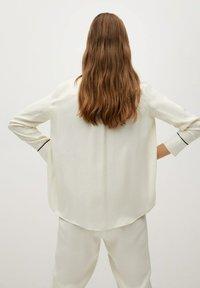 Mango - Pyjama top - ecru - 2