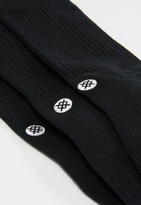 Stance - ICON 3 PACK - Socks - black - 2