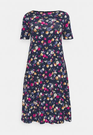 MUNZIE CASUAL DRESS - Jersey dress - lauren navy/multi