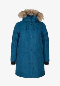 Zizzi - Winter coat - blue - 1