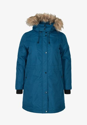 Winter coat - blue