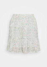 LOUISA - Mini skirt - pastel