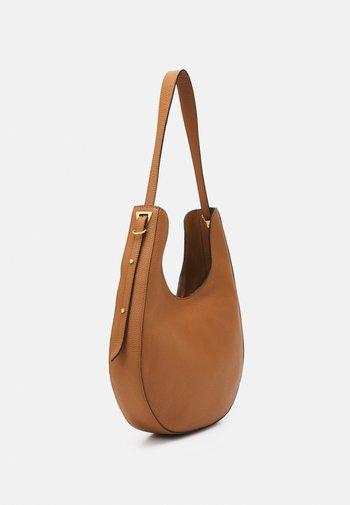 BAGATELLE SOFT - Handbag - caramel