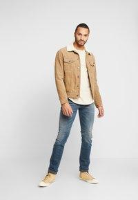 Tommy Jeans - SCANTON SLIM - Slim fit -farkut - blue denim - 1
