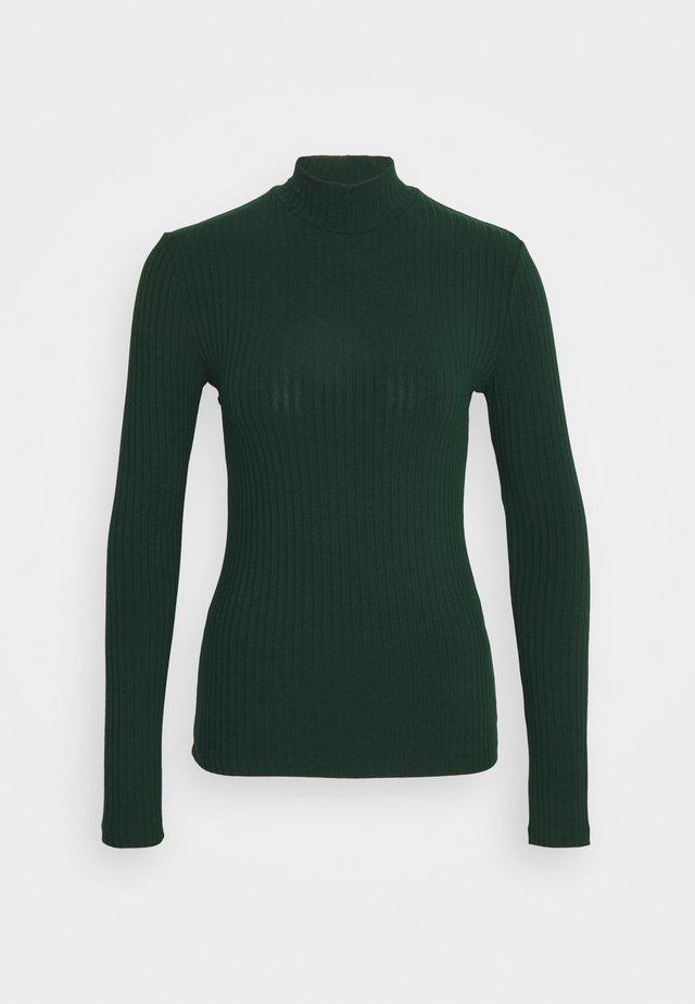 MANON - T-shirt à manches longues - grün