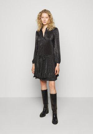 GLAM DOT FASHION DRESS - Day dress - sparkling glam