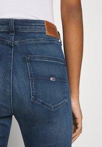 Tommy Jeans - SYLVIA SUPER  - Jeans Skinny - blue - 6
