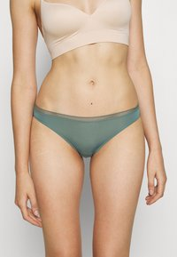 DORINA - ZANNA 3 PACK - Underbukse - white/beige/green - 4
