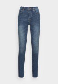Jeans Skinny Fit - indigo denim
