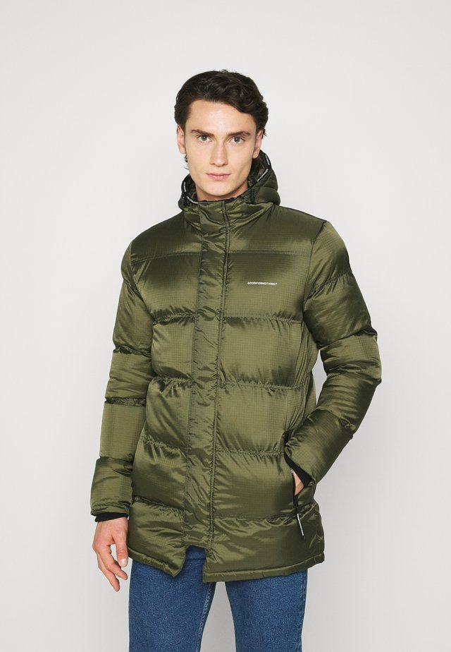 MURRAN PUFFER - Winter coat - sage