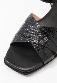 Hash#TAG Sustainable - Sandals - nero - 2