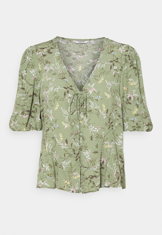 FLAMINIA  BLOUSE  - Skjorte - oil green
