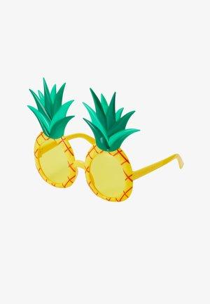 KIDS SUNNIES - Okulary przeciwsłoneczne - yellow