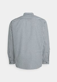 Only & Sons - ONSTONY CHECK PLUS SIZE - Skjorta - cloud dancer - 1