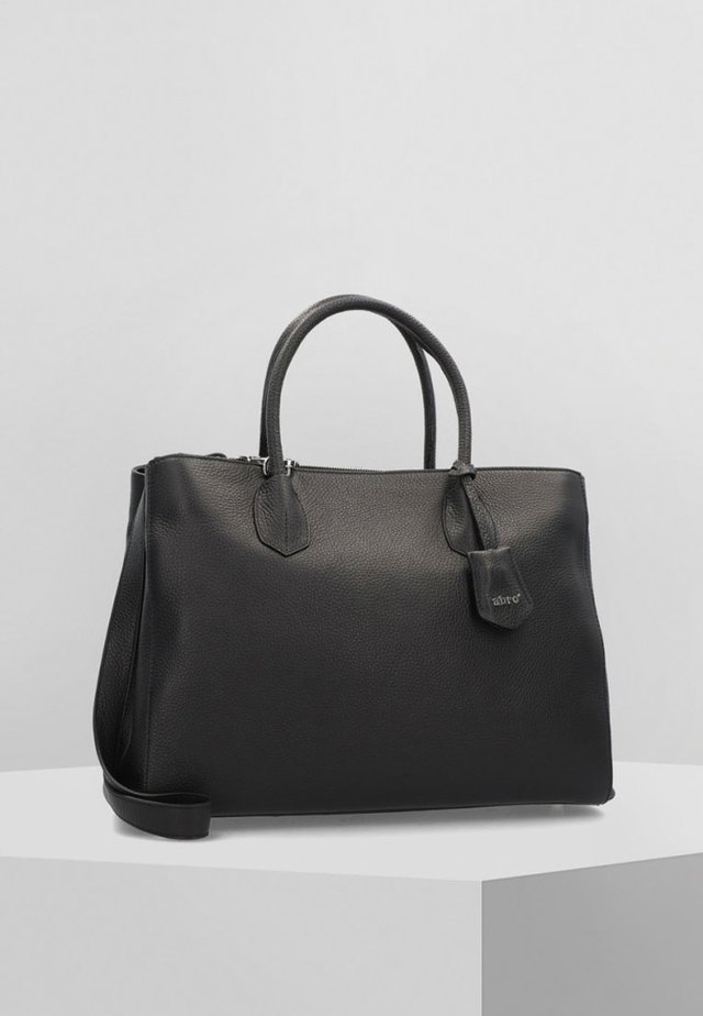 ADRIA - Shopper - black/nickel