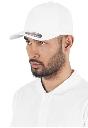 5 PANEL - Casquette - white