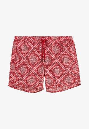Swimming shorts - st.bandana sporting red