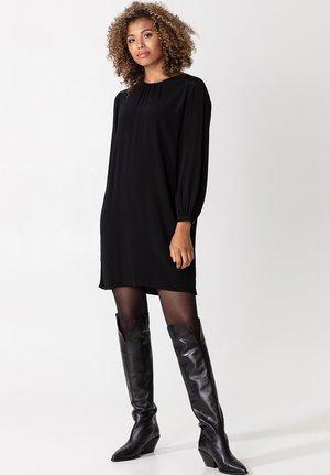 TILDA - Day dress - black