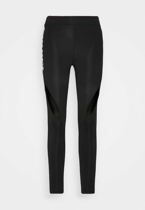 LEGGINGS - Tights - jet black