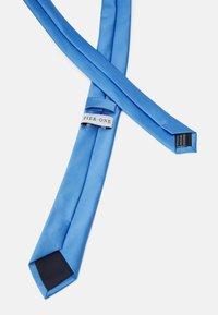 Pier One - 2 PACK - Krawat - dark blue/light blue - 1