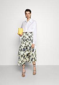Diane von Furstenberg - LONDON SKIRT - A-line skirt - navy - 1