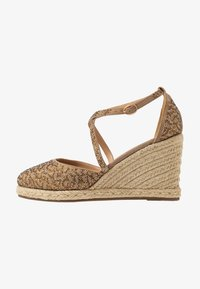 Alma en Pena - High heeled sandals - vison - 1