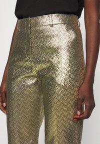 M Missoni - PANTALONE - Trousers - silver - 4