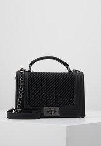 Gina Tricot - MILLA BAG NEW STYLE - Handbag - black - 0