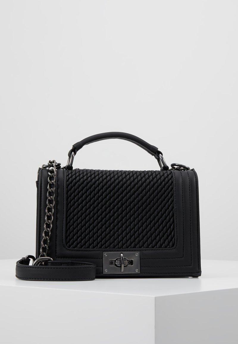 Gina Tricot - MILLA BAG NEW STYLE - Handbag - black