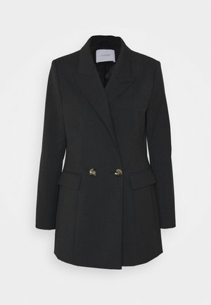 Manteau court - anthracite