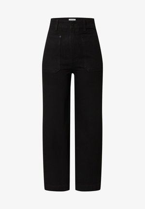 SUSA - Relaxed fit jeans - black denim
