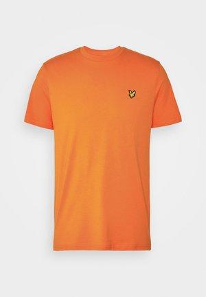 T-shirt - bas - risk orange