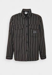 CAMISA STRIPES BROOKLYN - Shirt - brown