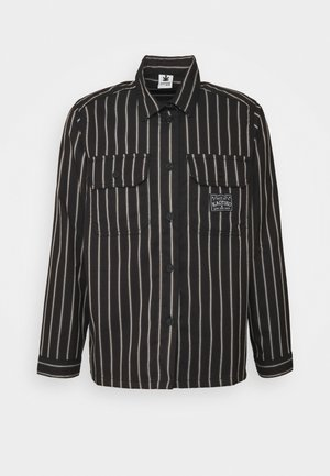 CAMISA STRIPES BROOKLYN - Camicia - brown