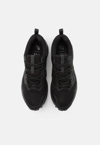 ASICS - GEL SONOMA 6 GTX - Trail running shoes - black - 3